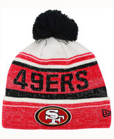 New Era San Francisco 49ers Snow Dayz Knit Hat, A Macy's Exclusive Style