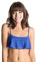 Roxy Women's Flutter Bikini Top