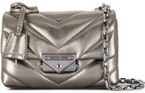 MICHAEL Michael Kors Cece metallic mini crossbody bag
