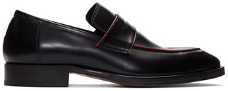 Paul Smith Black and Red Ridley Loafers