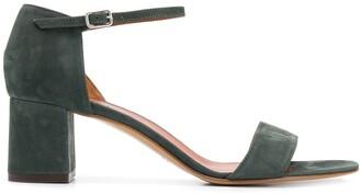 Michel Vivien Lila block-heel sandals