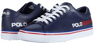 Polo Ralph Lauren Longwood SPT (Newport Navy) Men's Shoes
