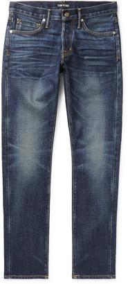 Tom Ford Slim-Fit Denim Jeans