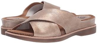 Sofft Brylee (Black Oyster) Women's Sandals