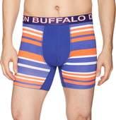 Buffalo David Bitton Men's Cotton Spandex Boxer Brief