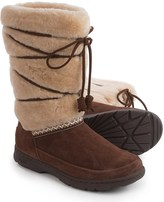 UGG Maxie Winter Boots - Suede, Sheepskin (For Women)
