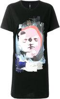 Versus printed T-shirt dress
