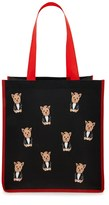 Forever 21 FOREVER 21+ Terrier Graphic Tote Bag