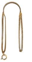 Balenciaga Layered-chain necklace