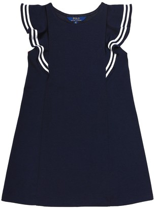Polo Ralph Lauren Stretch-jersey dress