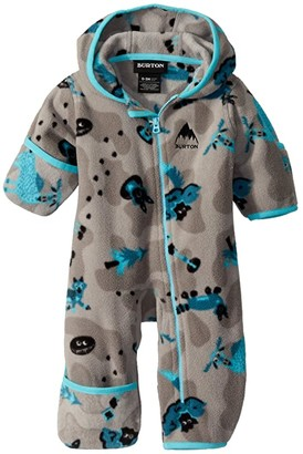Burton Minishred Fleece One-Piece (Infant/Toddler) (Hide and Seek) Boy's Jumpsuit & Rompers One Piece