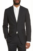 Theory Men's Trim Check Sport Coat