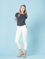 Boden Cropped Jean