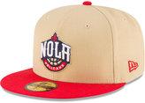 New Era New Orleans Pelicans 2 Tone Team 59FIFTY Cap
