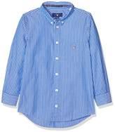 Gant Boy's O. the Broadcloth Pinstripe Shirt