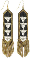 Fiona Paxton Deni Earrings Black Cream