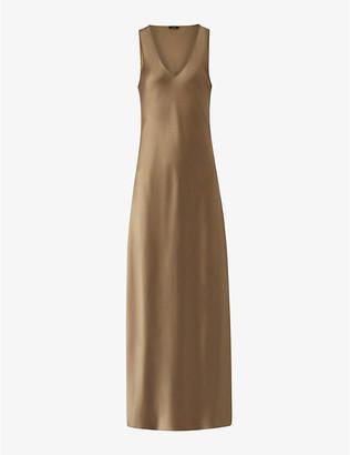 Joseph Daris silk maxi dress