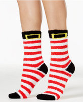 Charter Club Women's Holiday Stocking Butter Socks, Only at Macy's