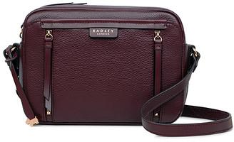 Radley London Women's Crossbodies PORT - Port Penhurst Zip Leather Crossbody Bag