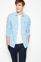 Jack Wills Salcombe Seersucker Gingham Shirt