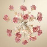 Rose Pop Chandelier
