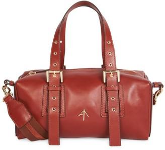 MANU Atelier Tetra Leather Shoulder Bag