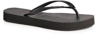 Havaianas Slim Flatform Flip Flops