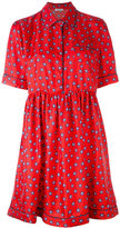P.A.R.O.S.H. star print dress - women - Silk - M