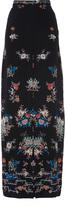 Vilshenko Adele Silk Maxi Skirt