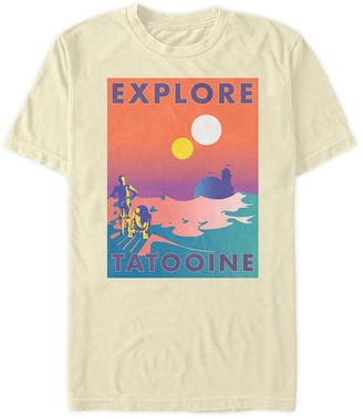 Disney Star Wars ''Explore Tatooine'' T-Shirt for Adults