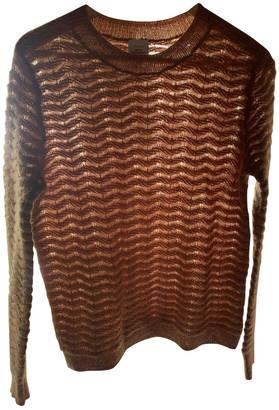Petite Mendigote Camel Wool Knitwear for Women