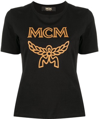 MCM logo graphic T-shirt