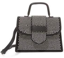 Steve Madden Mini Brico PVC Top Handle Bag