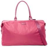 Lipault Lady Plume Nylon Large Weekend Bag