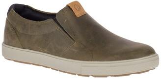 Merrell Barkley Leather Slip-On Sneaker