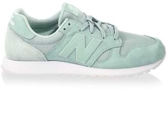 New Balance 520 Suede Athletic Sneakers