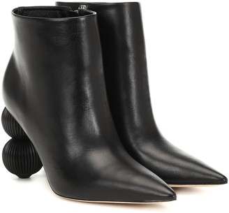 Cult Gaia Cam leather ankle boots