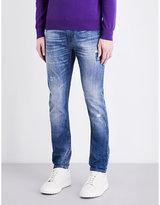 Armani Jeans Slim-fit Tapered Jeans