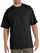 Dickies Men's Big & Tall 2 Pack Cotton Short Sleeve Pocket T-Shirt