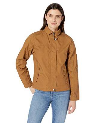 AquaGuard Women's Auxiliary Canvas Work Jacket