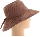 San Diego Hat Company Ribbon Braid Hat Medium Brim