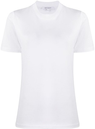 Norse Projects mock neck T-shirt