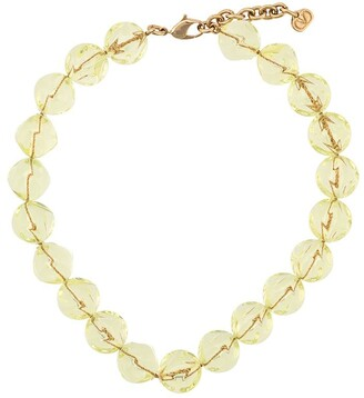 Valentino Pre Owned 1980's Beads Choker
