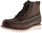 G.H. Bass Quail Razor Leather Boots Brown