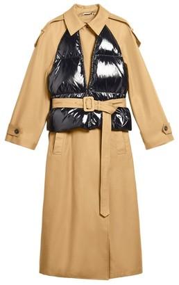 Max Mara Hybrid Cali Raincoat