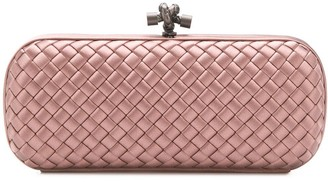 Bottega Veneta Silky Structured Clutch