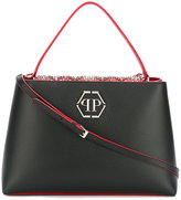 Philipp Plein 'War' tote bag - women - Leather - One Size