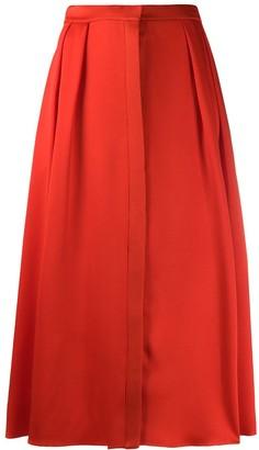Maison Rabih Kayrouz High Waisted Full Shape Skirt