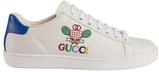 Gucci Women's Ace sneaker with Tennis