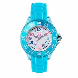 Ice Watch Ice-Watch - ICE princess Turquoise - Girl's wristwatch with silicon strap - 016415 (Extra small)